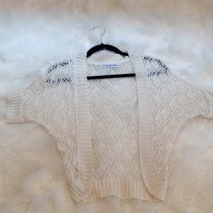 Cotton Emporium Knitted Shrug